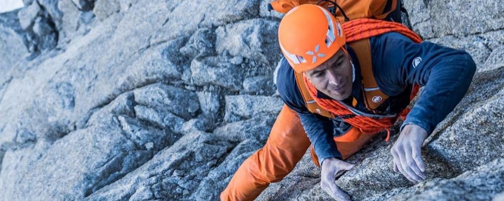 Dani Arnold gelingt Solo-Speedrekord an der Petit Dru
