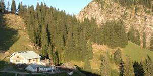 Wanderung von Bad Hindelang auf den Spieser in den Allgäuer Alpen