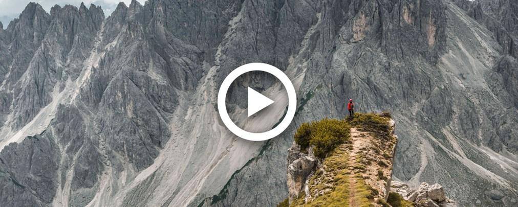"""TV-Tipp: Unterwegs auf """"wilden Wegen"""" in den Dolomiten"""