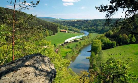 Wandern im Vogtland