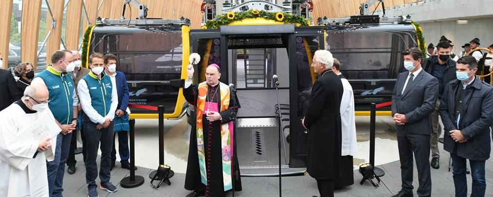 Allgäu: Neue Nebelhornbahn offiziell eröffnet