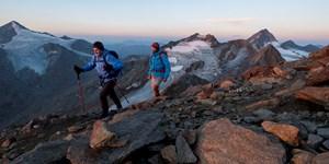Bergtour auf den Saykogel in den Ötztaler Alpen