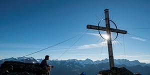 Bergtour auf den Hohen Söldenkogel in den Stubaier Alpen