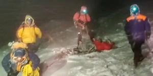 Bergdrama am Elbrus: Mehrere Bergsteiger kommen in Schneesturm ums Leben.