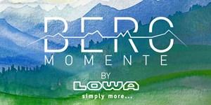 """Der """"Bergmomente""""-Podcast von Lowa"""