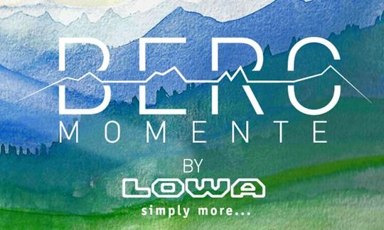 Der Bergmomente-Podcast von Lowa.