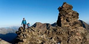 Bergtour auf den Blockkogel in den Ötztaler Alpen