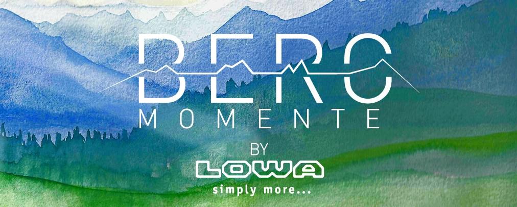 Podcast Bergmoment by Lowa
