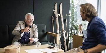 Heiner Oberrauch im ALPIN-Interview