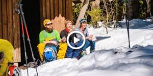 Video: Auf Ski durch den Schwarzwald
