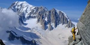 """David Göttler """"Höhenbergsteigen mit Sauerstoff ist für mich wie ebiken"""""""