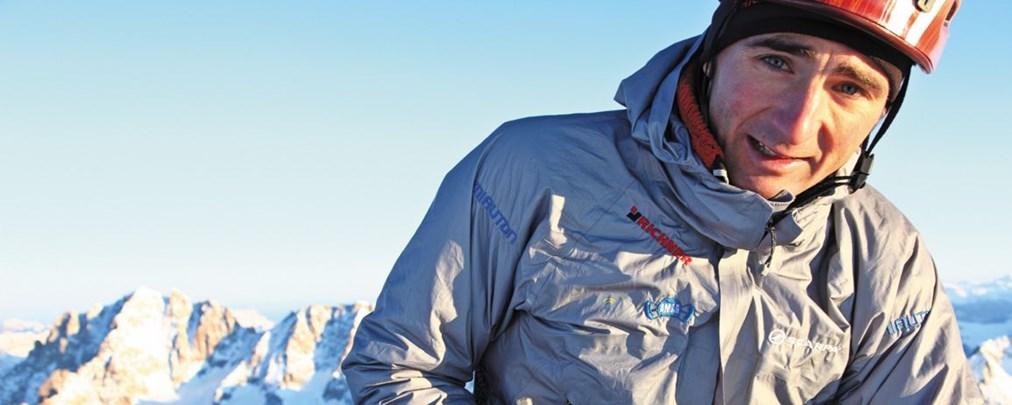 Ueli Steck - Schweizer Extrembergsteiger