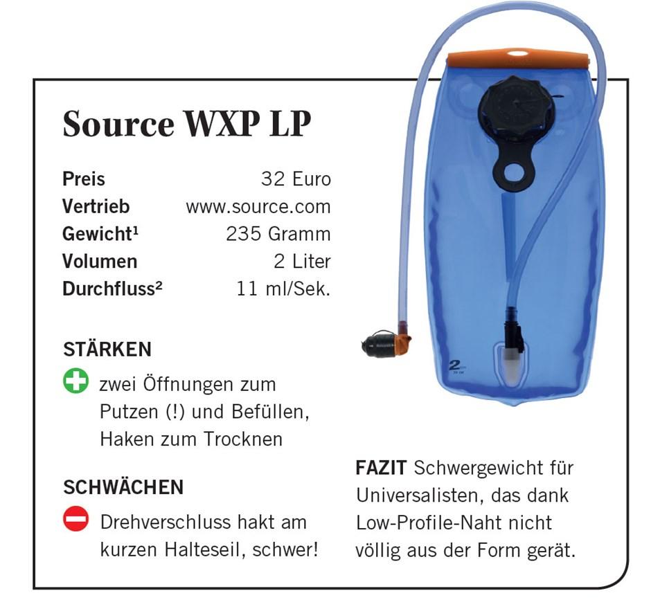 Source WXP LP