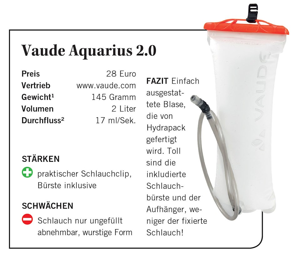 Vaude Aquarius 2.0
