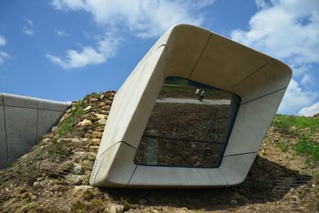 Impressionen aus dem Messner Mountain Museum Corones