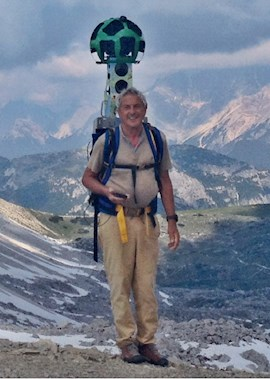 Virtueller Spaziergang in den Dolomiten