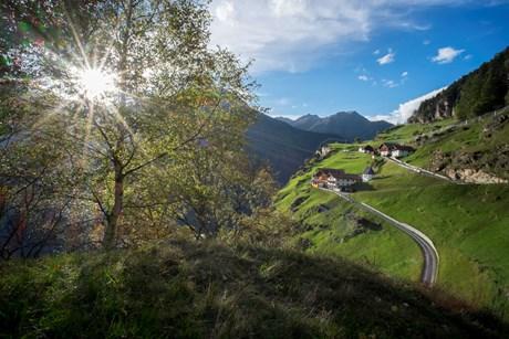 Hochalpin und anspruchsvoll: Der Tiroler Wilhelm-Oltrogge-Weg in Bildern