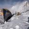 Lager 4 auf etwa 7000m