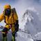 David Göttler auf 7200m