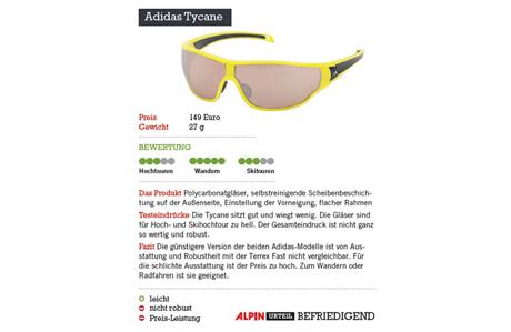 Produkttest: Sonnenbrillen